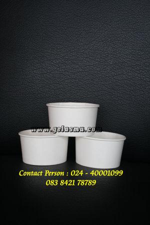 Jual Ice Cream Cup Bahan Tebal Kualitas Foodgrade