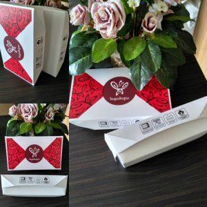 jual lunch box paper