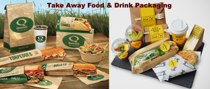 Take Away Food and Drink Packaging