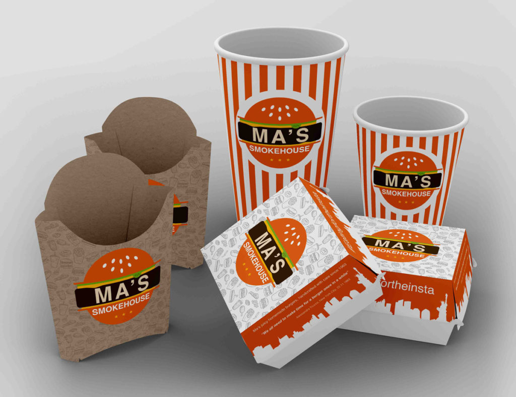 Jual Paper Cup Printing Cup Snack Box Paper Cup Plastik Cup